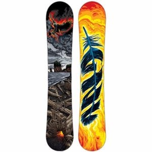 GNU 2017 Billy Goat C3 Snowboard Review