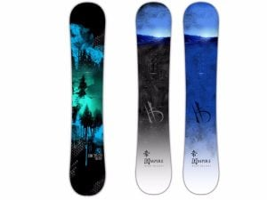 High Society Men's Temerity Snowboard Review