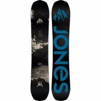 Jones 2017 Explorer Men's Snowboard Review