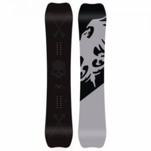 Never Summer Warlock Snowboard Review