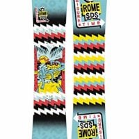 Rome Butter Knife Men's Snowboard Review