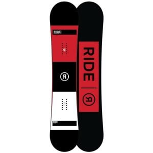 Ride 2018 Agenda Men's Snowboard Review