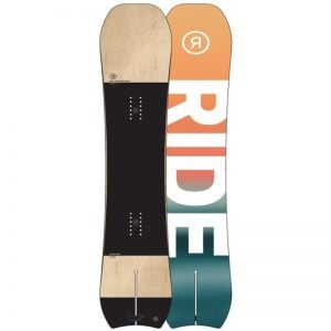 Ride 2018 Alter Ego Men's Snowboard Review