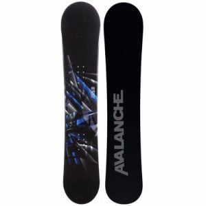 Avalanche Source Men's Snowboard Review