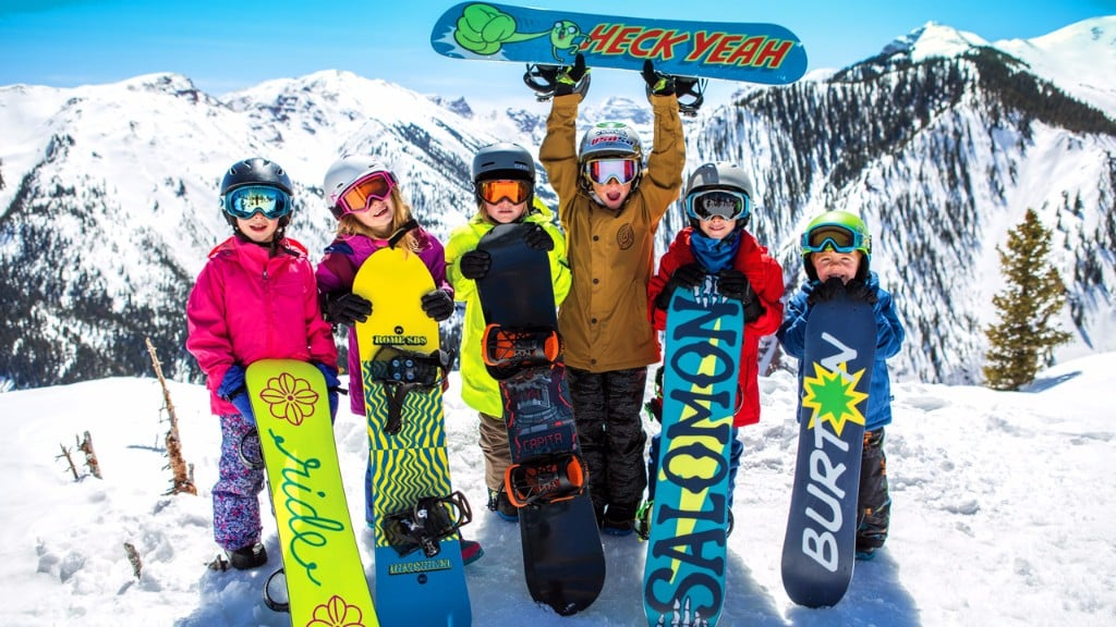 Best Kids Snowboards of 2020