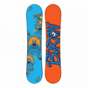 Burton Chopper Boy's Snowboard Review