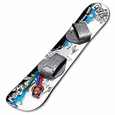 EMSCO Graffiti Kids Snowboard Review