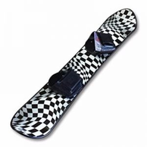 Echos 110cm Freeride Style Beginner's Kid's Snowboard Review