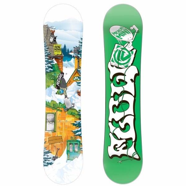 Flow Micron Kids Mini Snowboard Review
