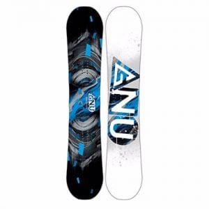 GNU Carbon Credit Asym Wide Men's Snowboard Review