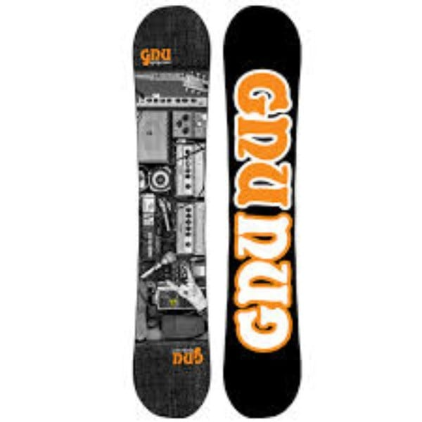 GNU Riders Choice Men's Snowboard Review