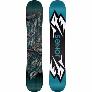Jones 2016 Mountain Twin Men's Snowboard Review