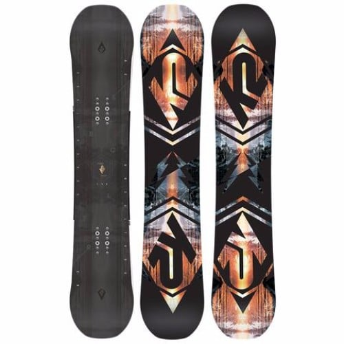 K2 2017 Subculture Men's Snowboard Review