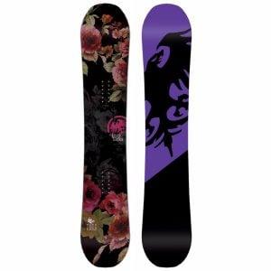 Never Summer 2017 Aura Women's Snowboard Review