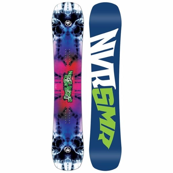 Never Summer 2017 Funslinger Snowboard Review