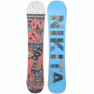 Nikita Kristall Women's Snowboard Review