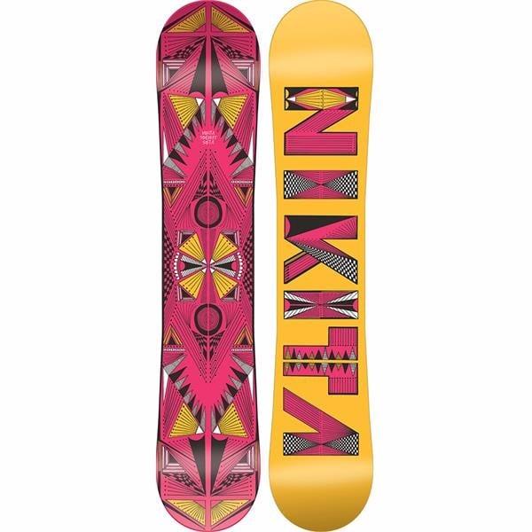 Nikita Women's Sideway Sista Snowboard Review
