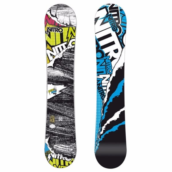 Nitro Ripper Kid's Snowboard Review