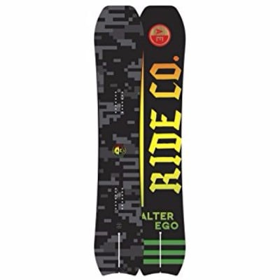 Ride 2016 Alter Ego Men's Snowboard Review