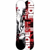 Ride DH 2 Snowboard Review