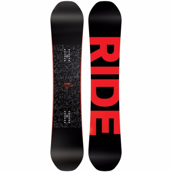 Ride Machete Men's Snowboard Review