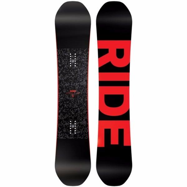 Ride Machete Men's Snowboard Review