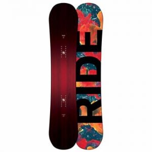 Ride Saturday Women's Snowboard Review