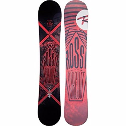 Rossignol Circuit Amptek All Mountain Men's Snowboard Review
