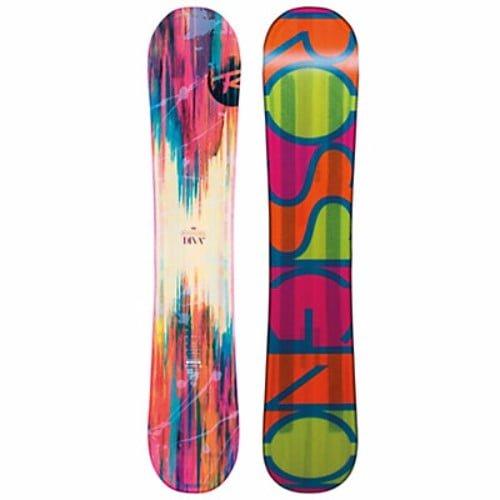 Rossignol Diva Magtek Women's Snowboard Review