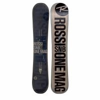 Rossignol One Magtek All Mountain Men's Snowboard Review