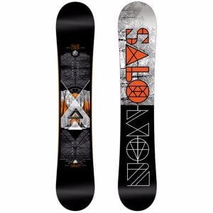 Salomon Sight Hybrid Camber Snowboard, 155cm Wide 2019