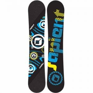 Sapient Cog Wide Men's Snowboard Review