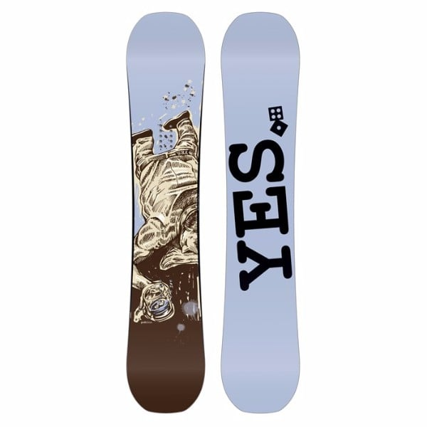Yes. Public Snowboard Review