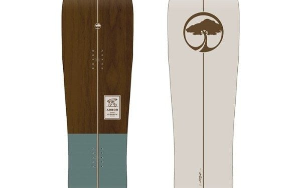 Arbor 2019 Terrapin Men's Snowboard Review