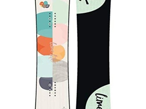 K2 2018 Lime Lite Women's Snowboard Review