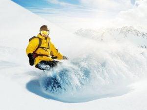 Snowboard Camber/Rocker