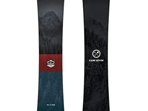 Camp Seven 2019 Redwood Men's Snowboard Review