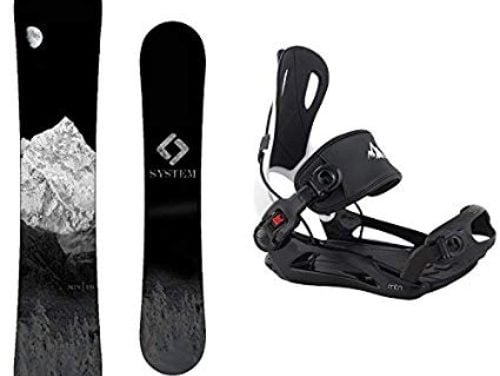 Camp Seven 2019 System MTN Snowboard and Flow Alpha MTN Men's Bindings Review