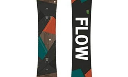 Flow 2018 Era Men's Snowboard Review