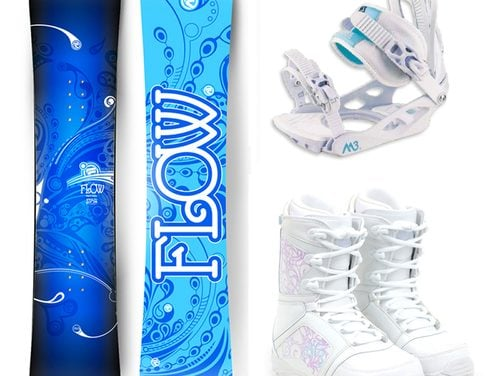 Flow 2018 Star Women's Snowboard with Head Bindings and BOA Boots Review