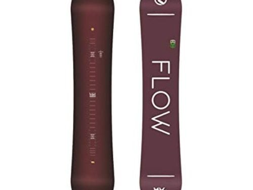 Flow 2018 Velvet Women's Snowboard Review