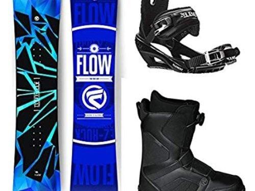 Flow 2019 Burst Men's Snowboard Review