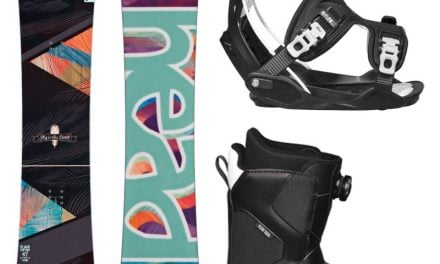 Head 2018 Flair Legacy Women's Snowboard with Flow Bindings Flow BOA Boots Review
