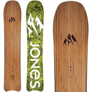 Jones 2018 Hovercraft Men's Snowboard Review