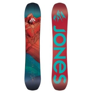 Jones 2019 Dream Catcher Women's Snowboard Review