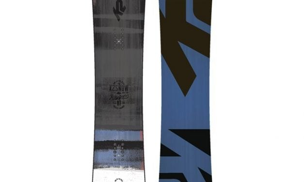 K2 2018 Raygun Snowboard Review