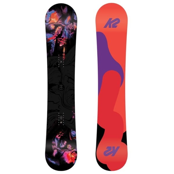 K2 2019 First Lite Snowboard Review
