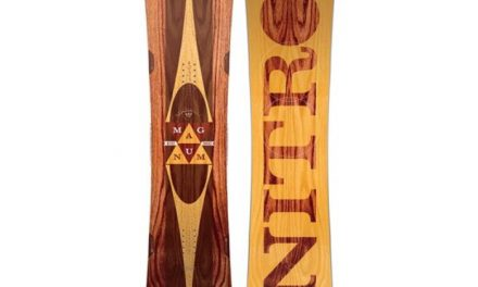 Nitro 2018 Magnum 1st Choice Snowboard Review