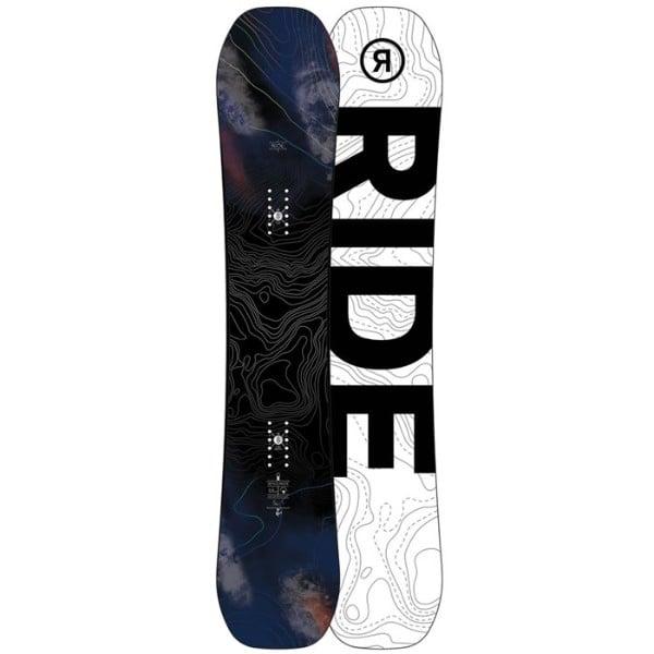 Ride 2018 Berzerker Men's Snowboard Review