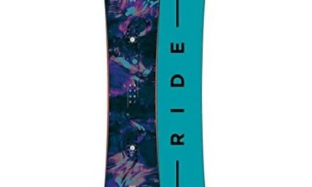 Ride 2018 Rapture Women's Snowboard Review